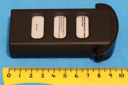 JJRC X7 Smart размер аккумулятора