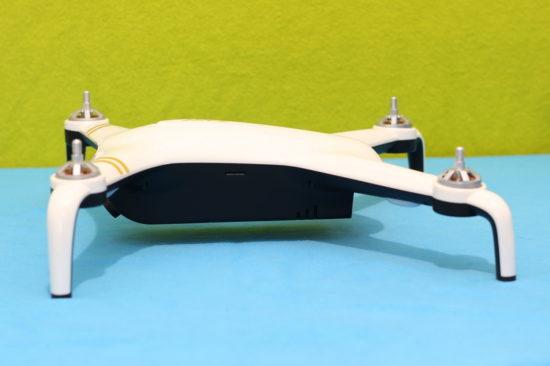 JJRC X7 вид сбоку