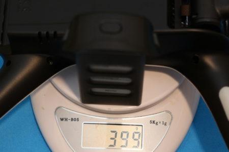 JJRC X7 вес с аккумулятором