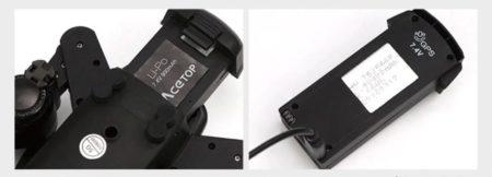 JJRC H78G бюджетный дрон с GPS