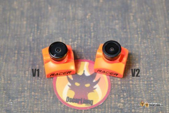 runcam racer 2 fpv камера вид спереди
