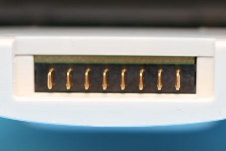 Xiaomi FiMI A3 - разъем для аккумулятора