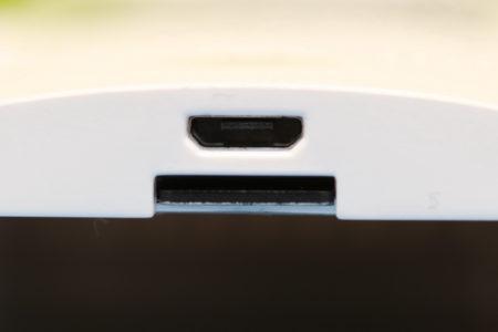 Xiaomi FiMI A3 - разъем для флешки