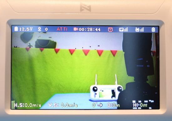Xiaomi FiMI A3 обзор с фото и видео, экран на пульте