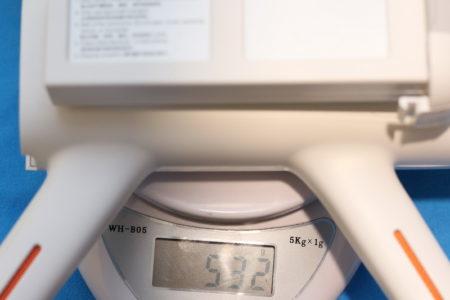 Xiaomi FiMI A3 вес аккумулятора - 530 грамм