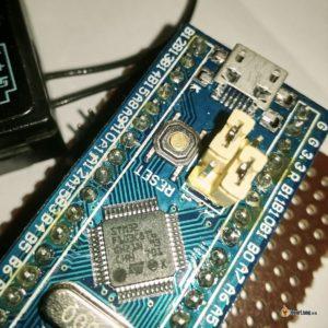 Конвертер SBUS в USB для FPV симулятора своими руками STM32F1 2