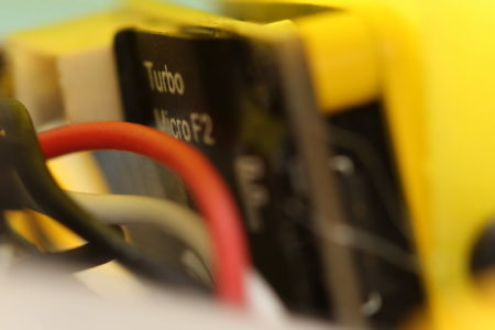 FullSpeed TinyLeader камера с тыльной стороны