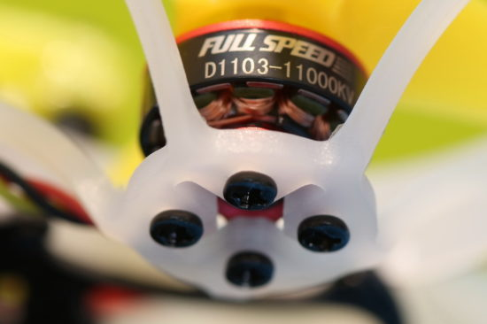 FullSpeed TinyLeader крепление моторов 2