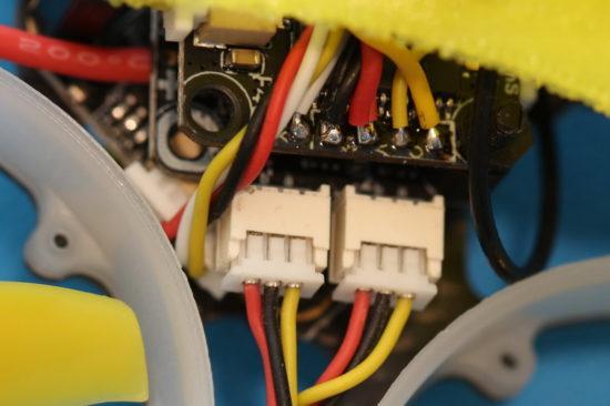 FullSpeed TinyLeader разъемы моторов