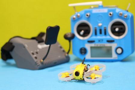 FullSpeed TinyLeader квадрокоптер 2
