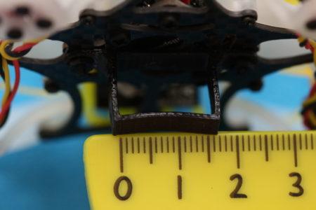 FullSpeed TinyLeader размер аккумуляторного отсека