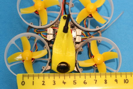 FullSpeed TinyLeader размеры между передними моторами