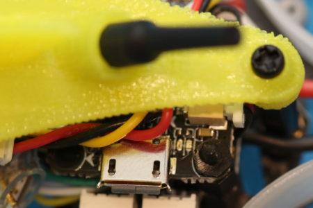 FullSpeed TinyLeader микро USB