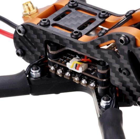 Eachine Tyro109 гоночный FPV квадрокоптер электроника крупным планом 2