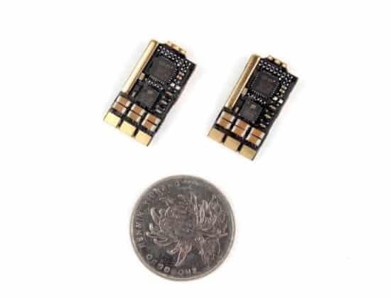 TEKKO32 F3 SLIM регуляторы оборотов (ESC) с монетой