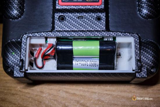Аккумуляторы 18650 в TARANIS X9D-PLUS, апгрейд с фото 3
