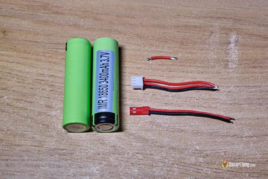 Аккумуляторы 18650 в TARANIS X9D-PLUS, апгрейд с фото 4