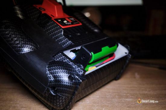 Аккумуляторы 18650 в TARANIS X9D-PLUS, апгрейд с фото 7