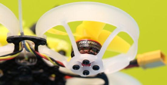 FullSpeed TinyLeader двигатель и защита