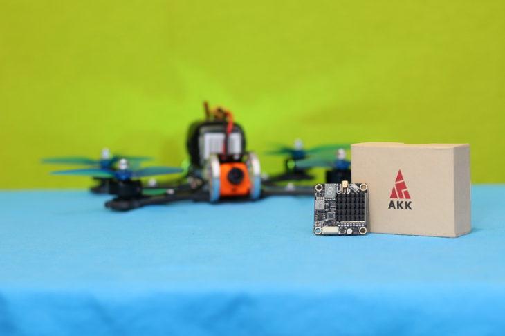 AKK FX2 Dominator с коробкой