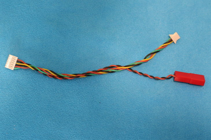 AKK FX2 Dominator кабель