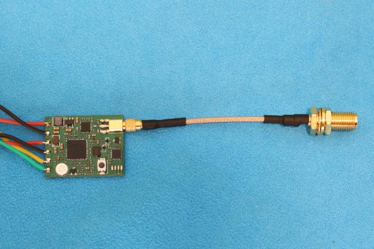 AKK Race VTX пигтейл (удлинитель) антенны