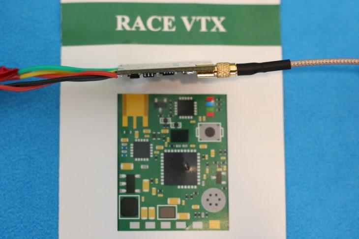 AKK Race VTX толщина 2