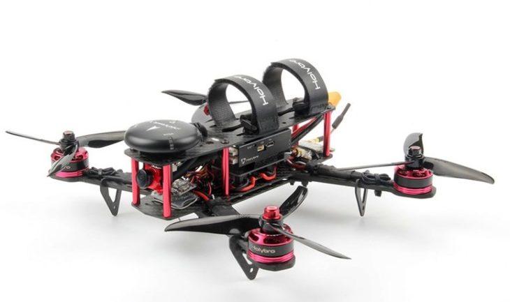Holybro Pixhawk 4 Mini QAV250 - КИТ-набор с GPS вид спереди
