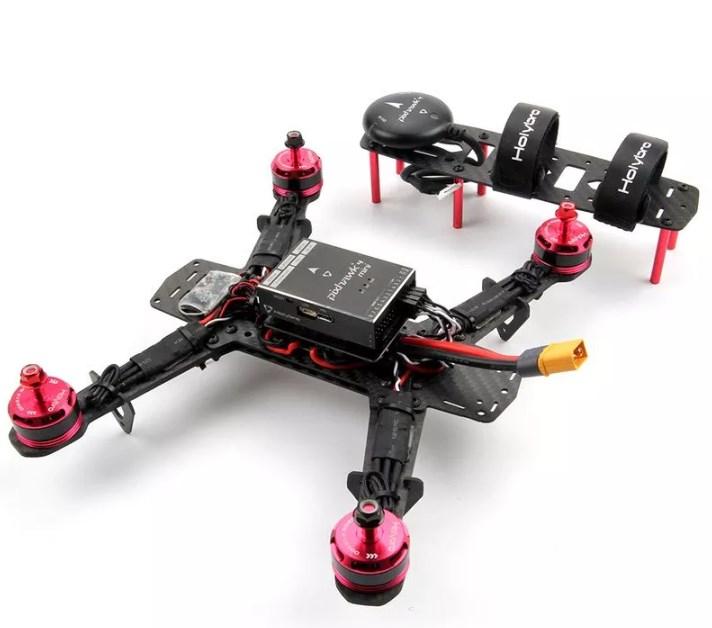 Holybro Pixhawk 4 Mini QAV250 - КИТ-набор с GPS без верхней крышки