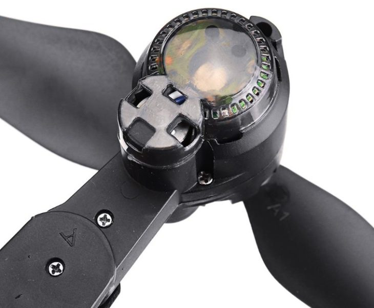 KK10S с GPS, квадрокоптер за 94$ - колпачек на двигатель