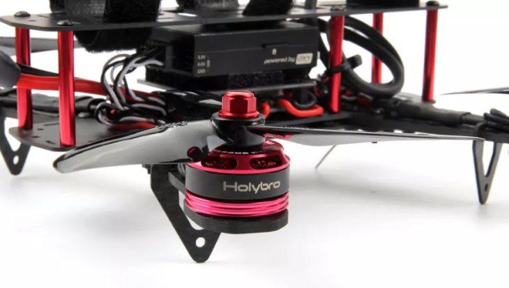 Holybro Pixhawk 4 Mini QAV250 - КИТ-набор с GPS двигатели 2
