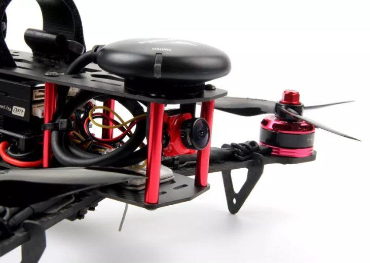 Holybro Pixhawk 4 Mini QAV250 - КИТ-набор с GPS камера