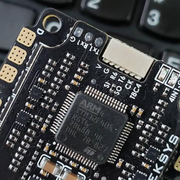 SERIALSHOT - новый протокол для регуляторов оборотов (ESC) 1 CPU для 4 ESC 2