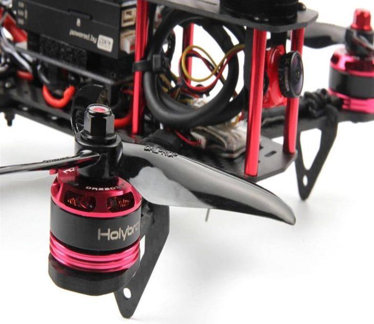 Holybro Pixhawk 4 Mini QAV250 - КИТ-набор с GPS двигатели