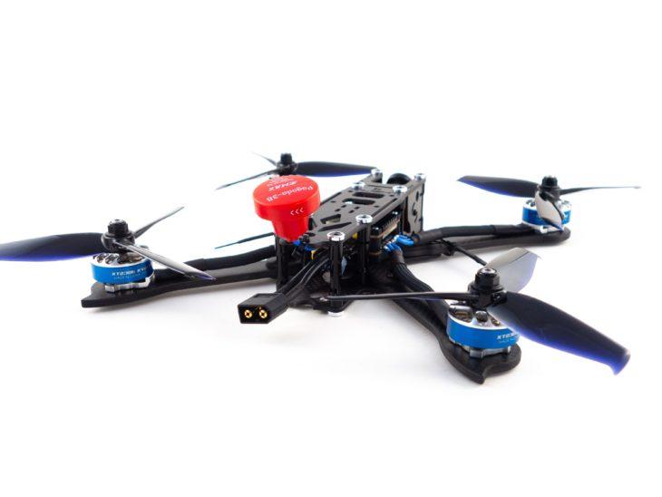 Гоночный квадрокоптер своими руками, на раме iFlight XL5 V3 3