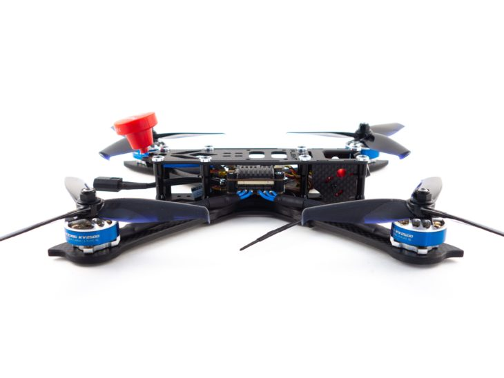Гоночный квадрокоптер своими руками, на раме iFlight XL5 V3 6