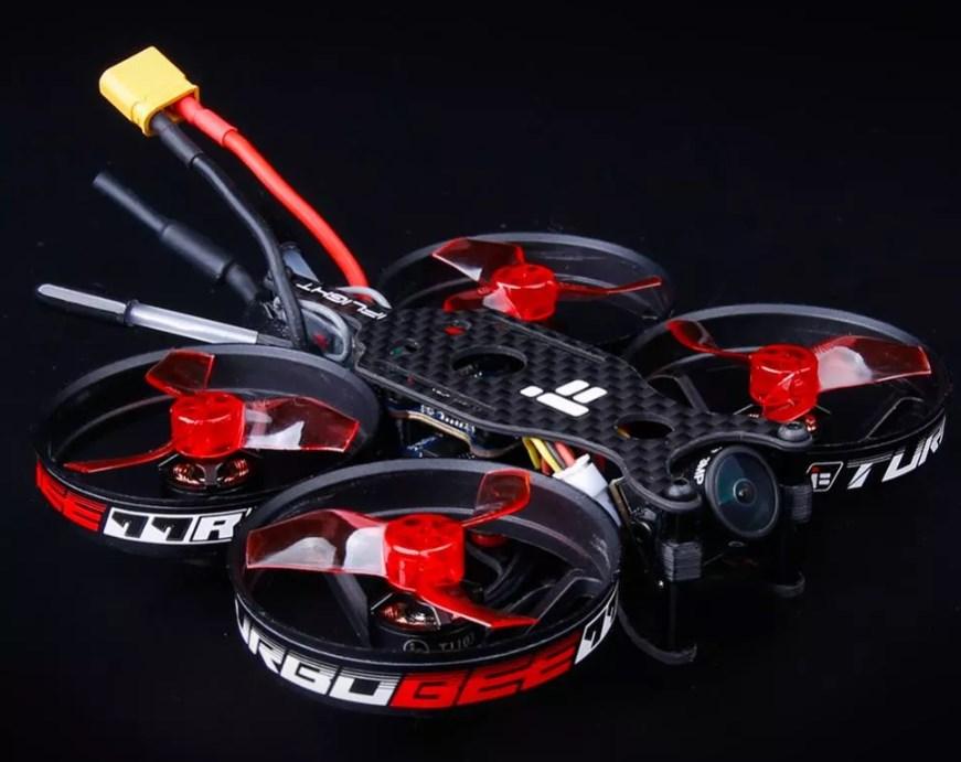 Микро-квадрокоптер iFlight TurboBee 77R FPV для FPV гонок 2