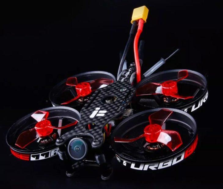 Микро-квадрокоптер iFlight TurboBee 77R FPV для FPV гонок 3