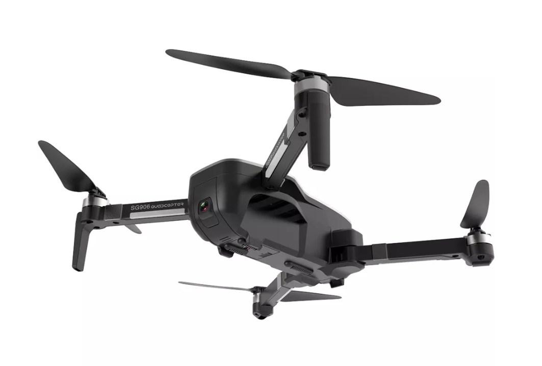 ZLRC Beast SG906, квадрокоптер с камерой 4К и GPS, вид снизу