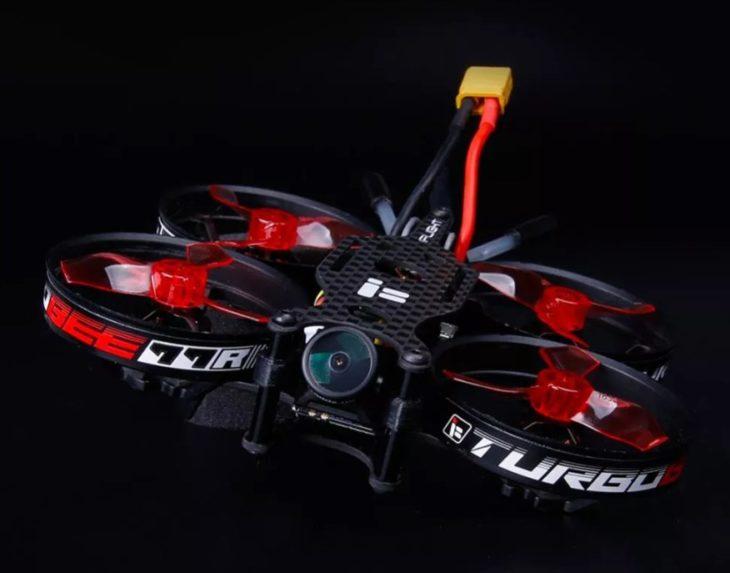 Микро-квадрокоптер iFlight TurboBee 77R FPV для FPV гонок 4
