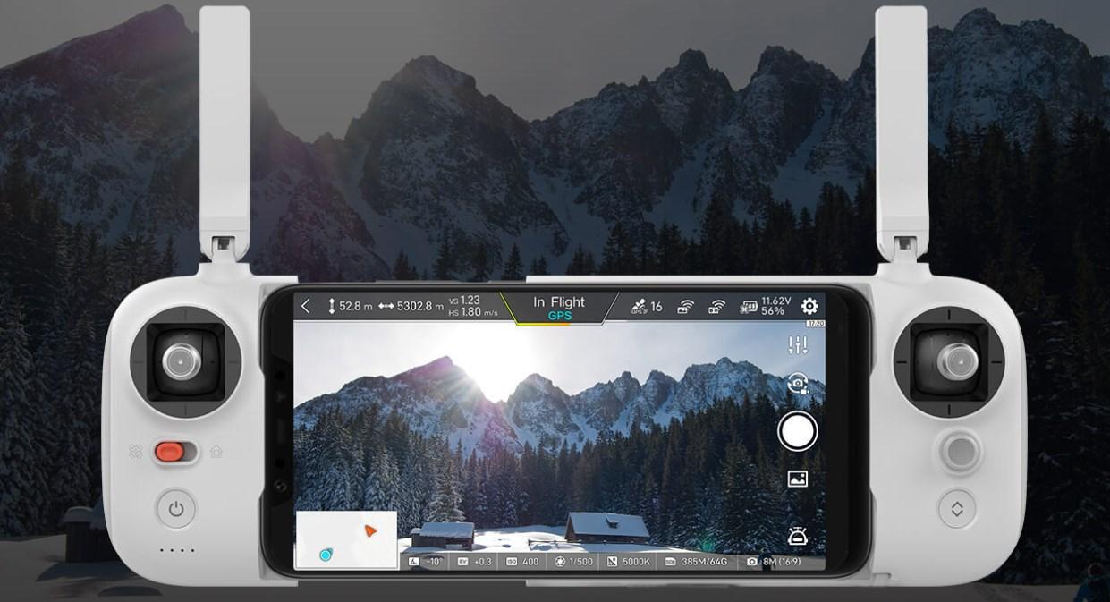Xiaomi FiMi X8 SE обзор | крутые функции в красивом дизайне