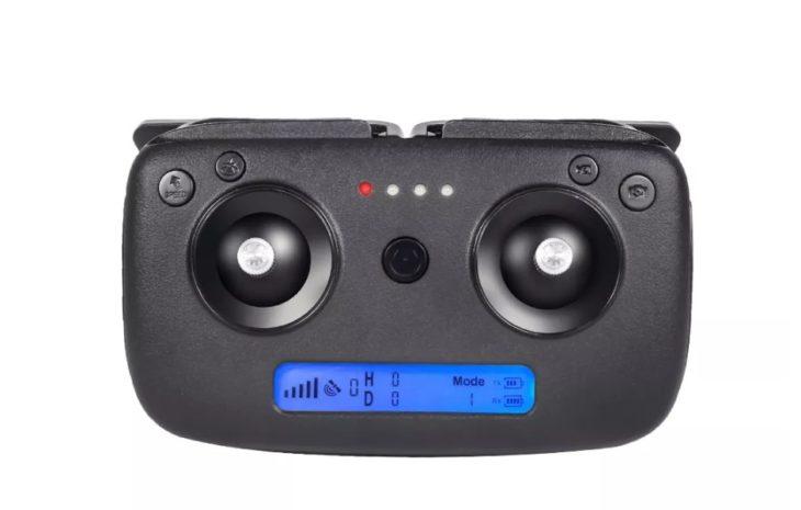 ZLRC Beast SG906, квадрокоптер с камерой 4К и GPS, пульт управления