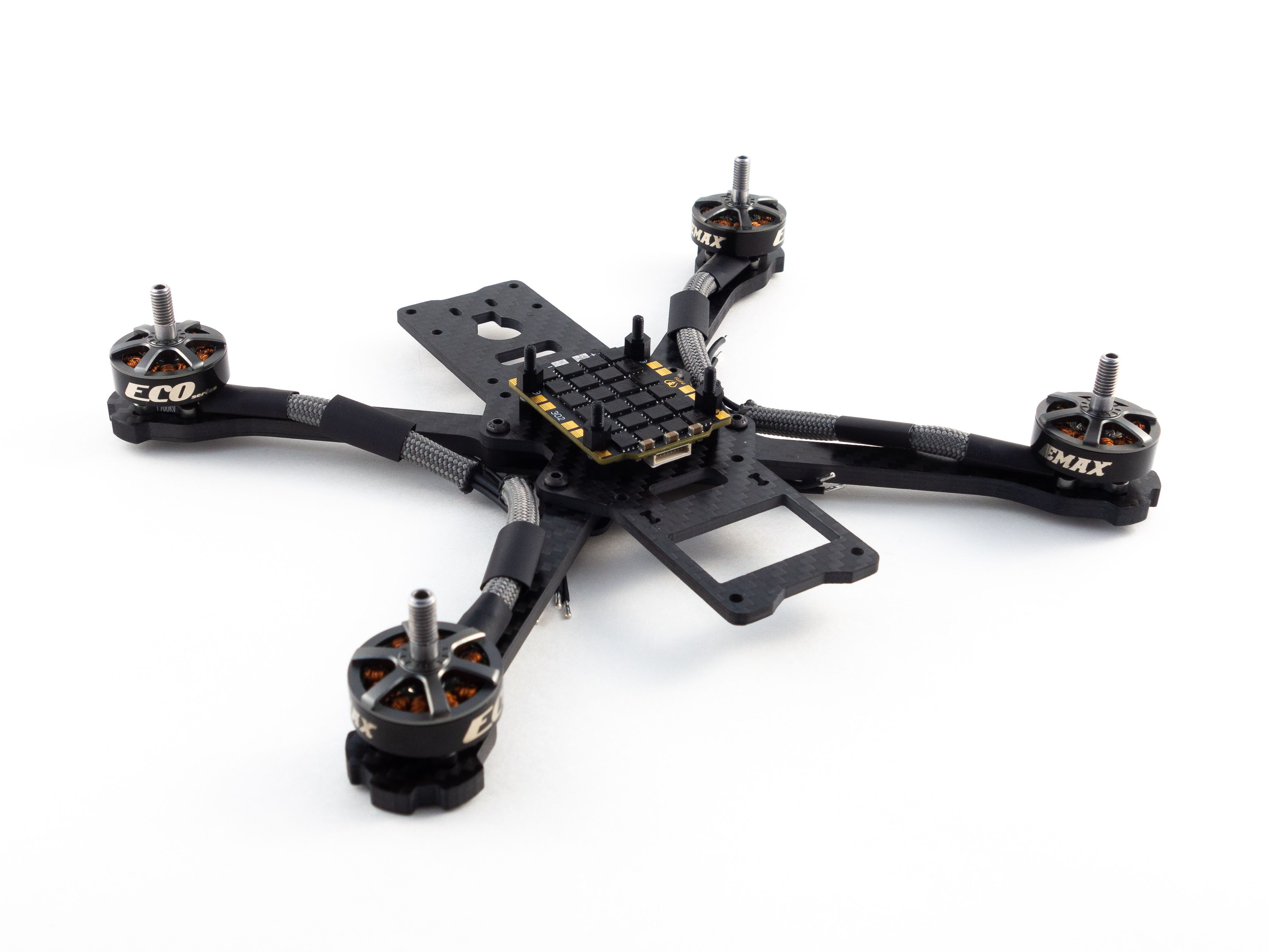 Как собрать гоночный квадрокоптер - конкурент дрона Wizard X220HV 6S Mark IV