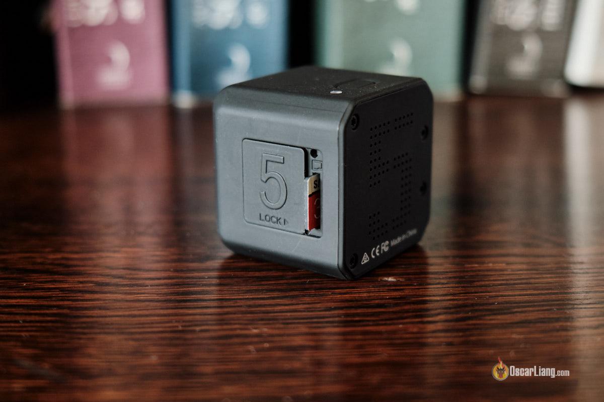 Обзор Runcam 5 - экшн-камера, как вытащить флешку