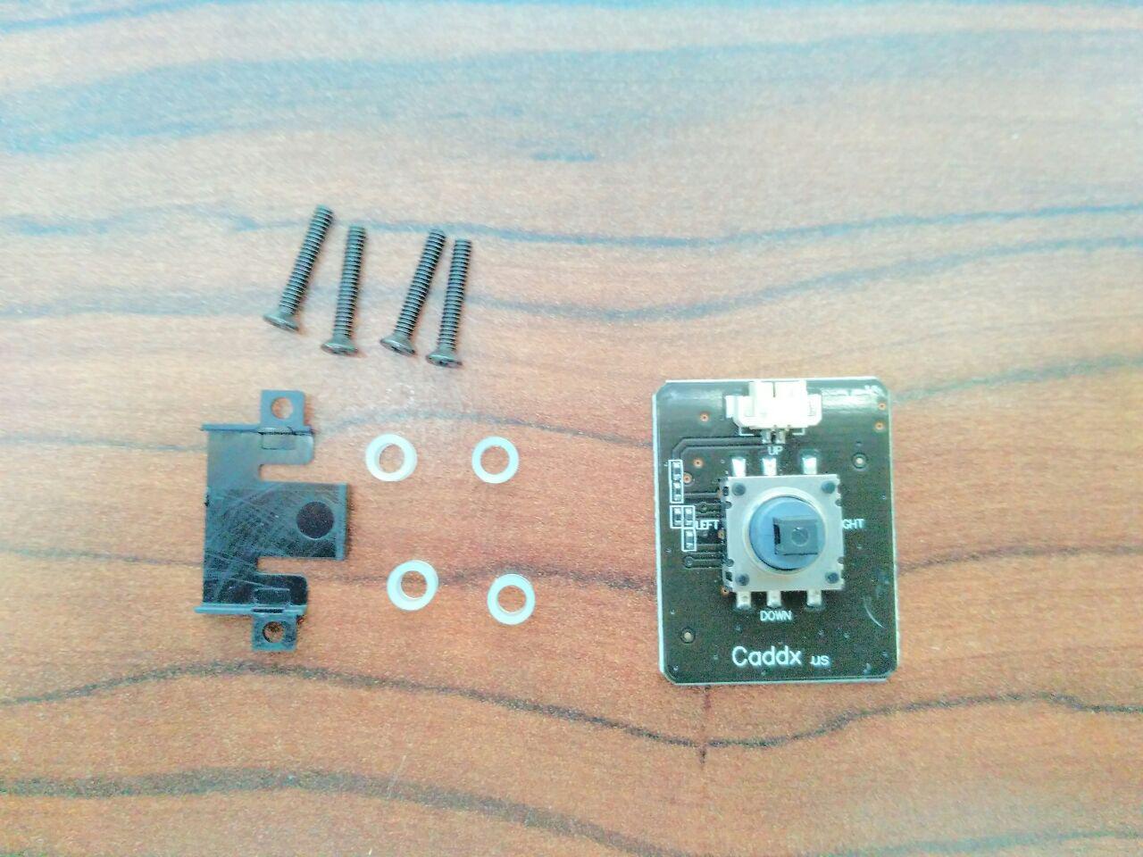 Caddx Tarsier 4K - FPV камера с топовым разрешением и двумя объективами