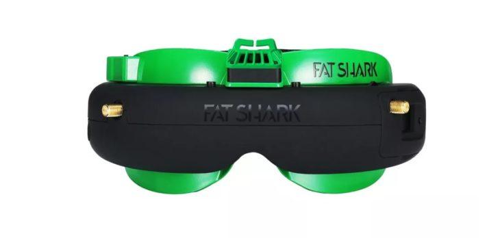 FatShark Attitude V5 с OLED дисплеями
