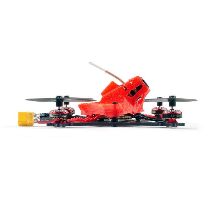 Happymodel Sailfly-X - микро-квадрокоптер с карбоновой рамой