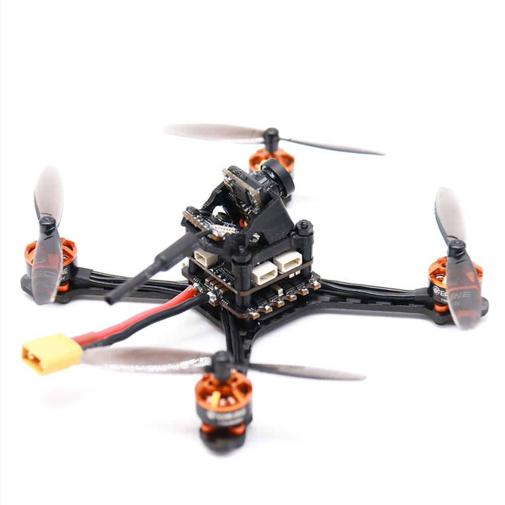 Eachine Tyro69 mini - DIY FPV мини квадрокоптер