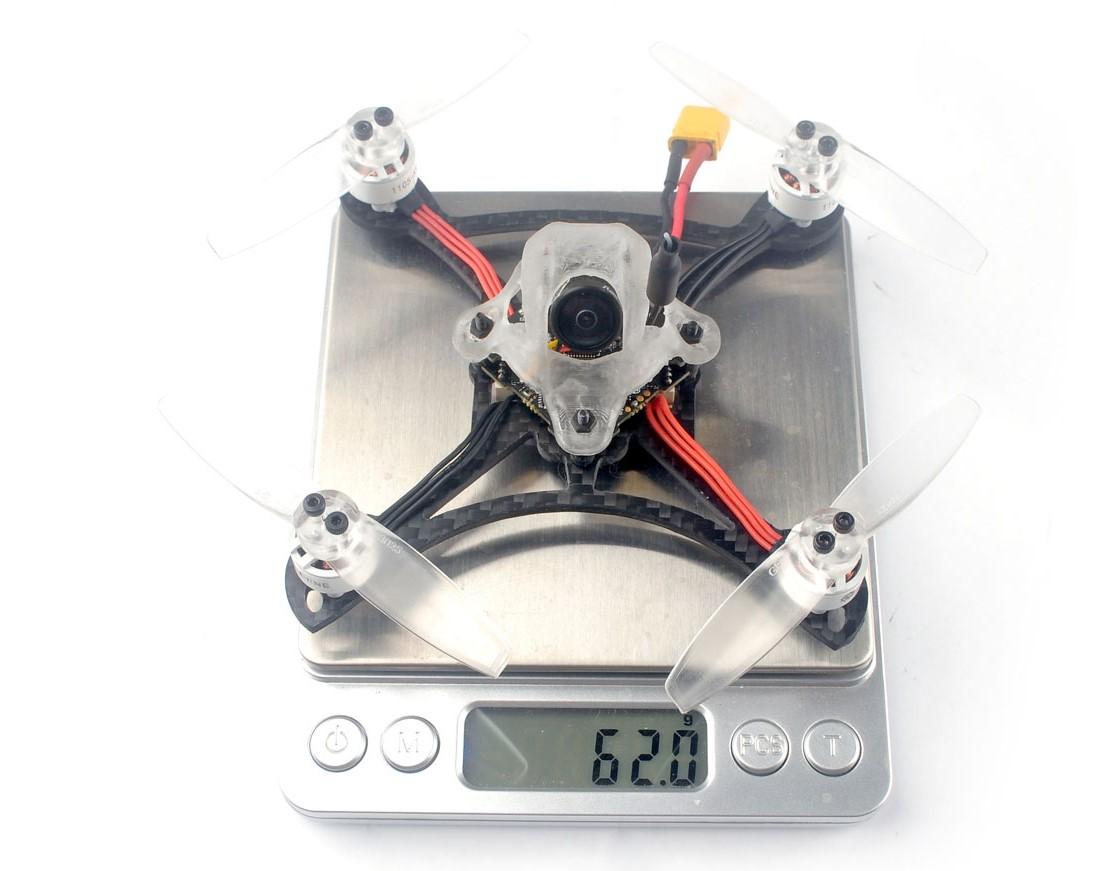 Eachine Twig - микро-дрон на карбоновой раме