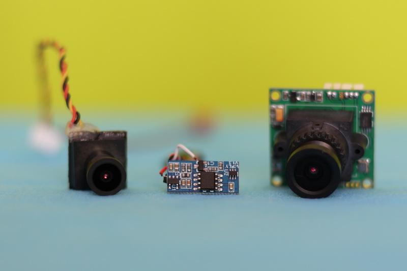 VIFLY Cam Switcher: как сделать две FPV камеры в квадрокоптере